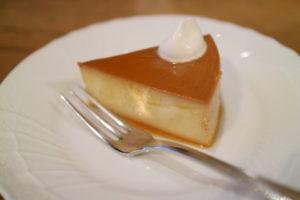 乙コーヒー チーズケーキ