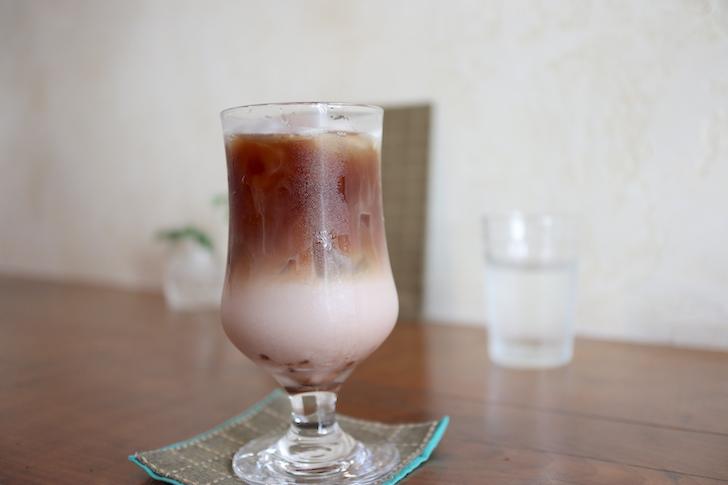 乙コーヒー アイスカフェオレ