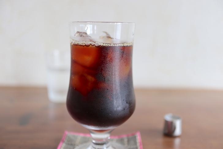 乙コーヒー アイスコーヒー