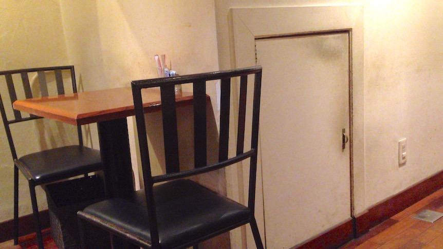 CAFE AALIYA 店内