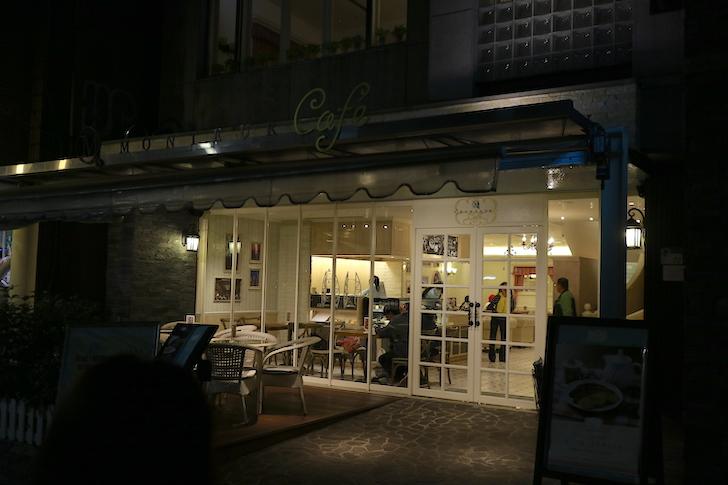 MONTEUR 夢甜屋洋菓子店 外観