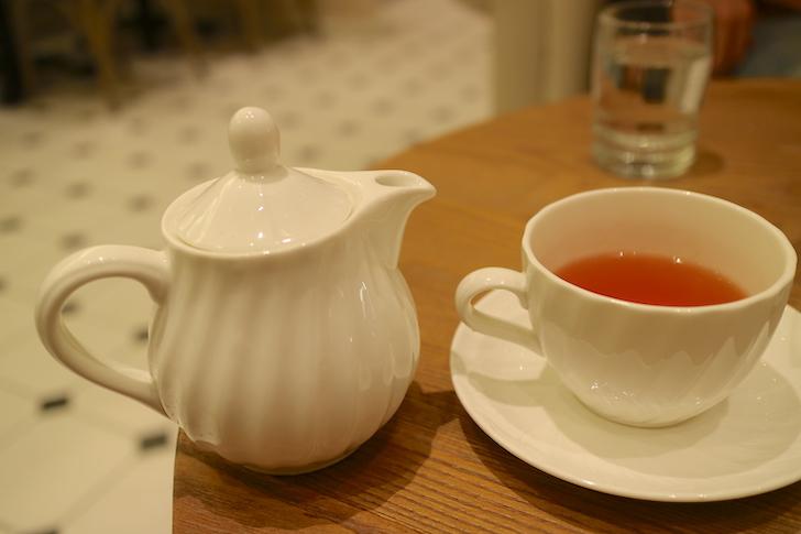 MONTEUR 夢甜屋洋菓子店 紅茶
