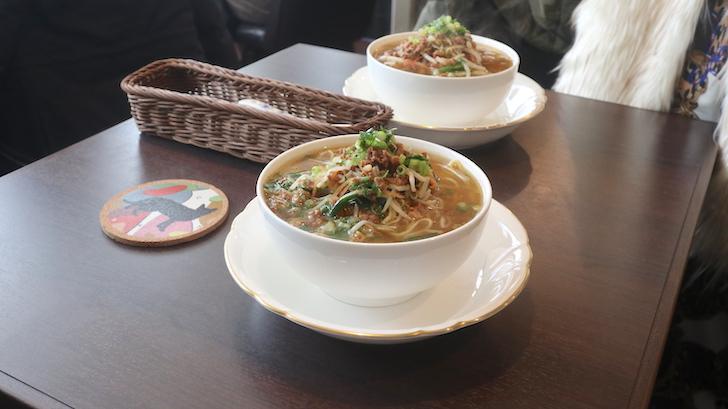 カフェ台北 スープラーメン