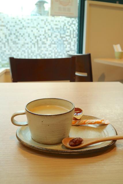 カフェ マメフク コーヒー