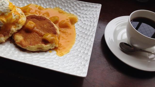 珈琲らくだ屋 珈琲とパンケーキ