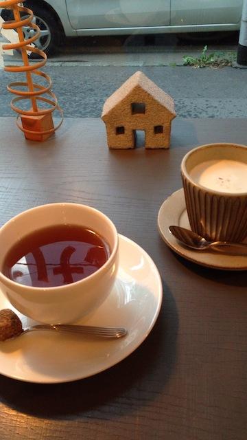 BCS お茶とスイーツ