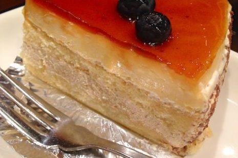 カフェカルディーノ キャラメルプリンケーキ