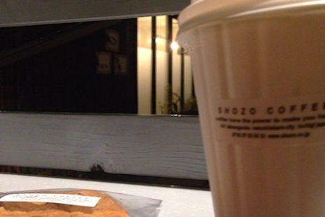 SHOZO COFFEE STORE カフェオレ