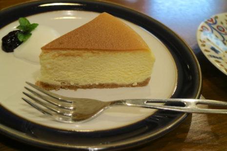 チーズケーキ カフェ スノウドロップ