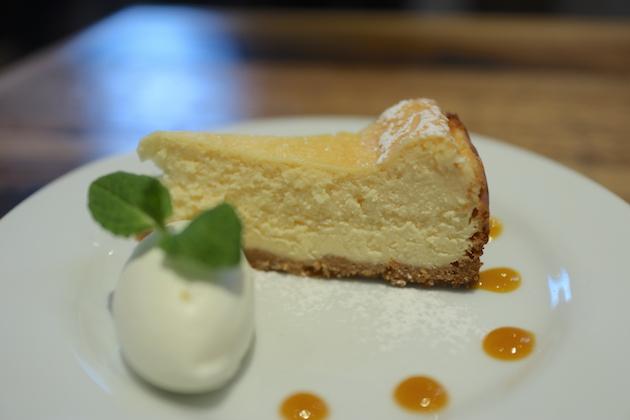 チーズケーキ SALTY SUNNY BONDI CAFE