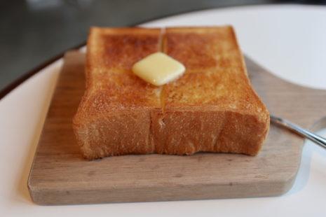 バタートースト REC COFFEE