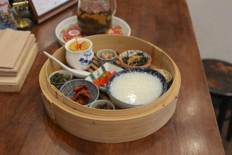 CHINESE SET Lhong Tou Cafe