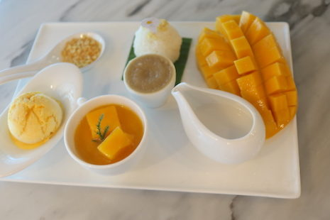 マンゴープレート Make Me Mango Mango Cafe