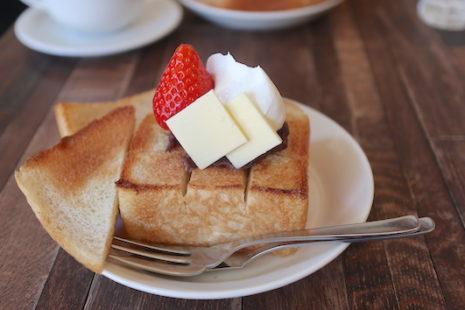 あんバタートースト 1 ROOM COFFEE