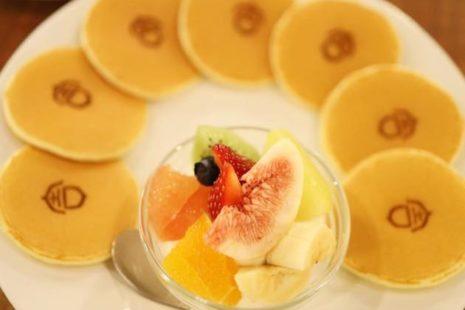 フルーツミニパンケーキ つるばみ舎