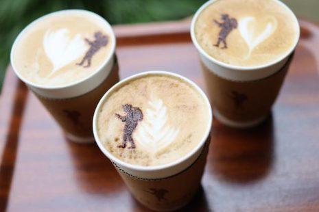 cafeカプチーノ きんじろうカフェ
