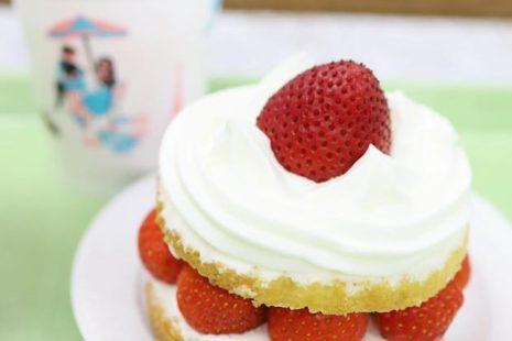 苺サンドショート 近江屋洋菓子店