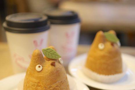 トトロのシュークリーム TOLO COFFEE&BAKERY