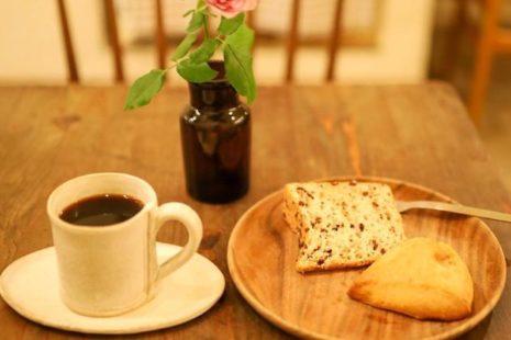 スコーンとふかふかさん お茶とおやつ ヨウケル舎