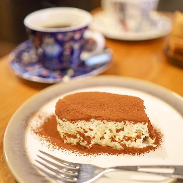 ティラミス Cafe Snowdrop