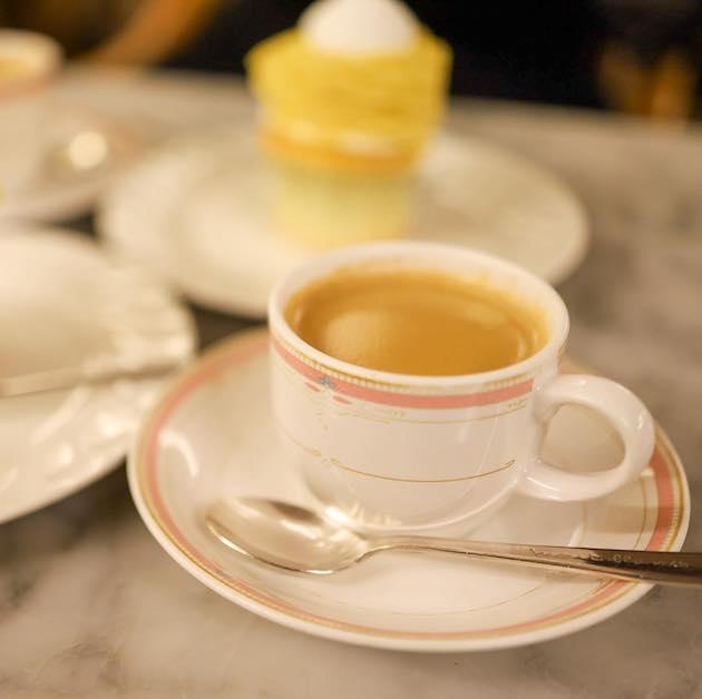 ブレンドコーヒー MONT BLANC