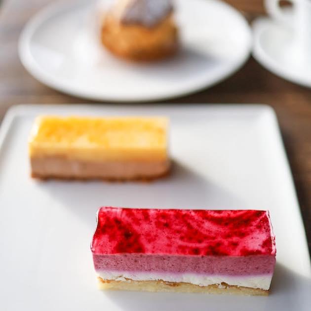 カシスケーキとオレンジケーキOKASHI 0467