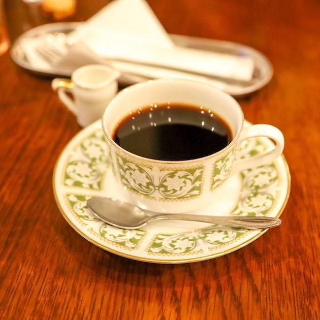 ハンドドリップコーヒー Majorelle Cafe